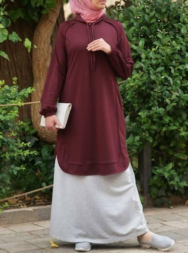 نتيجة بحث الصور عن فساتين طويلة على شكل قمصان: