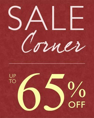 Men's Sale Corner