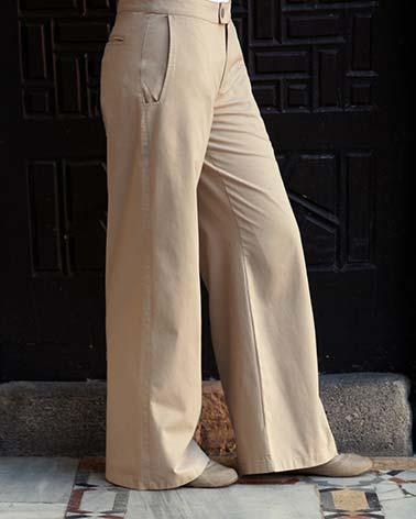 Women's Wide Pants